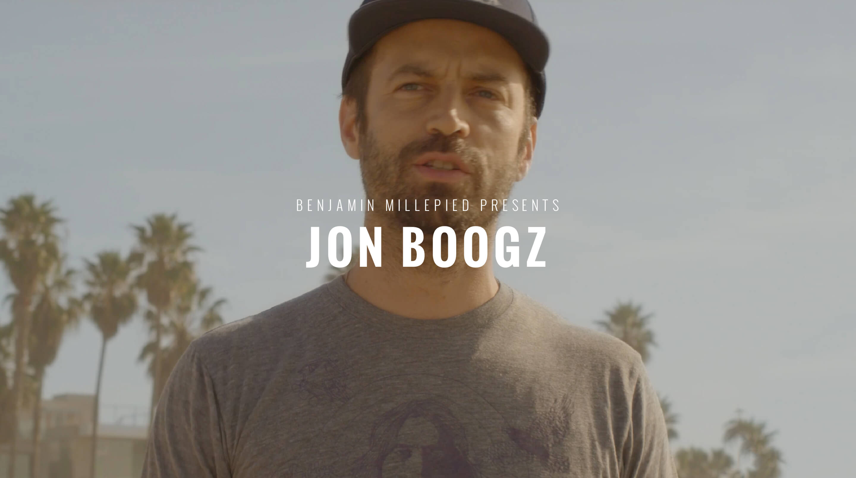 Benjamin Millepied Presents Jon Boogz